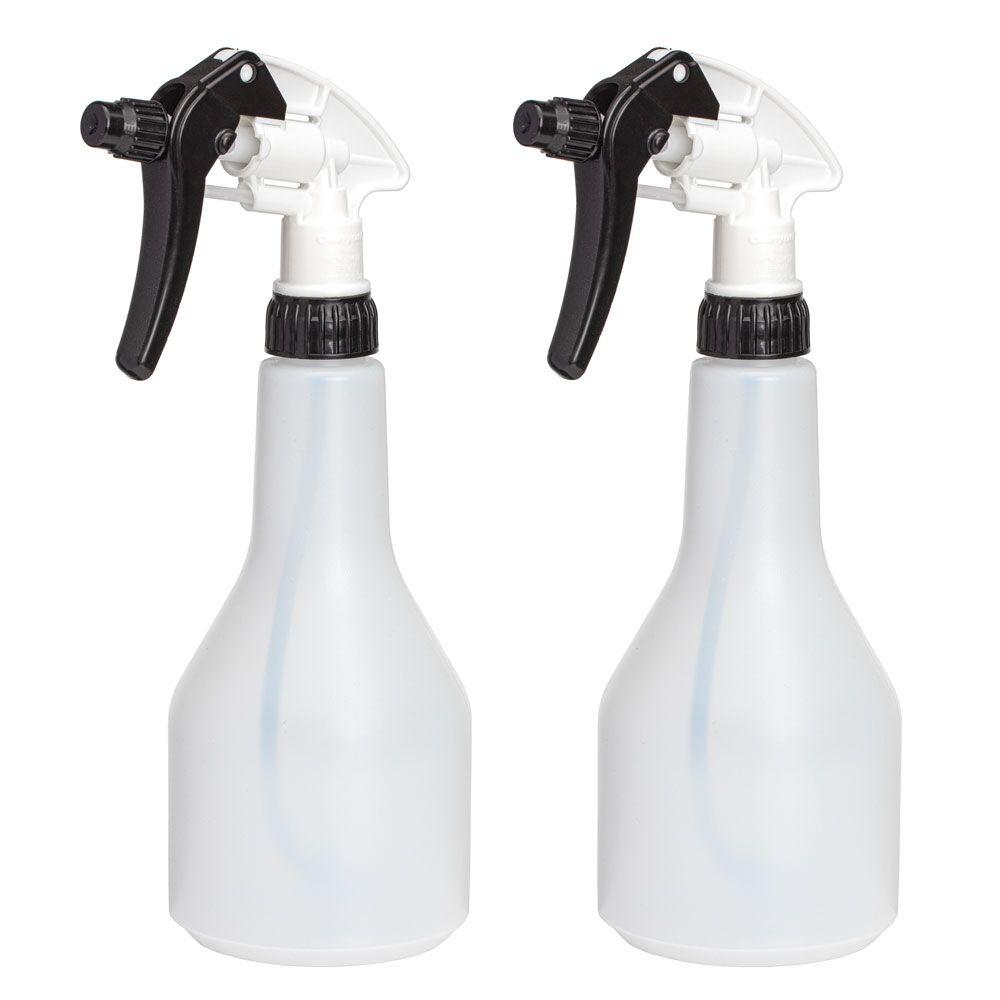 Zerstäuber-Flaschen 0.5 l schwarz