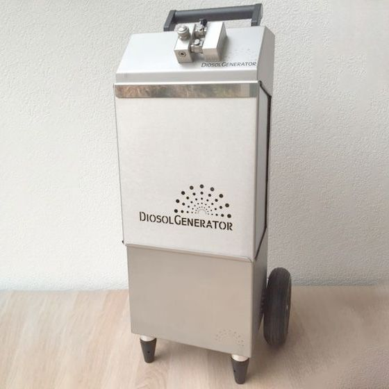 Diosol Generator Swiss Edition Tube für 850m3