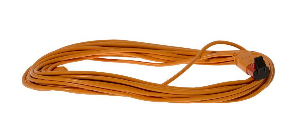 Nilfisk Kabel 15 m mit CH-Stecker zu Rückensauger GD 5 & GD 10