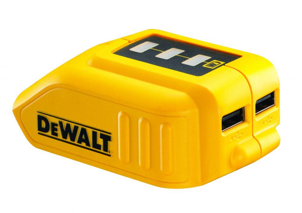 DeWalt Akku-Adapter mit USB Anschluss /N