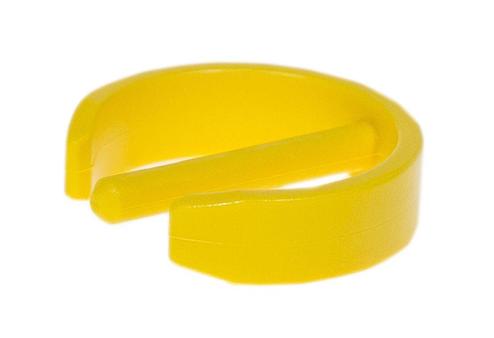 Clip gelb zu Drizz Easy, Kombiquick & Klett-Halter