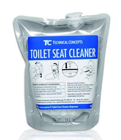 Toilettensitz Reiniger Nachfüllbeutel