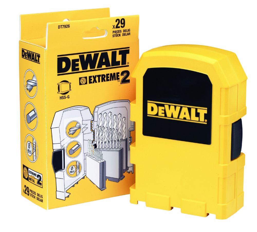 DeWalt Bohrer-Set Metall 29-tlg. /N