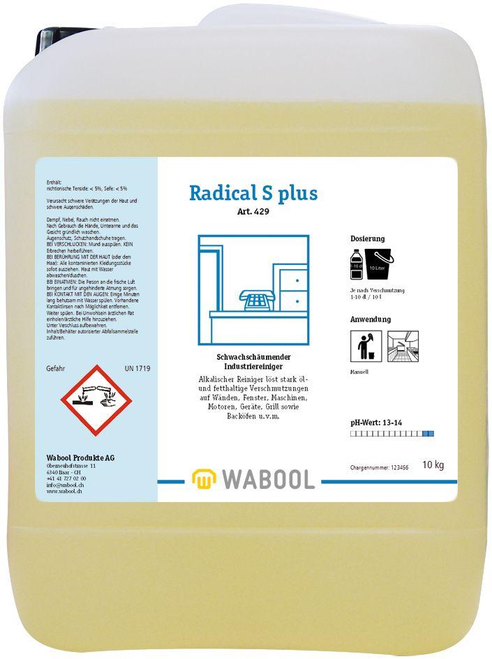 Radical S Plus
