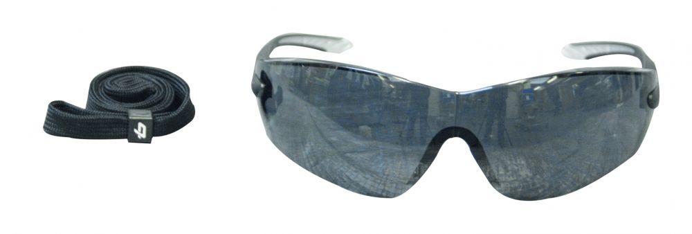 Schutzbrille Bollé bügelflex, getönte Scheiben