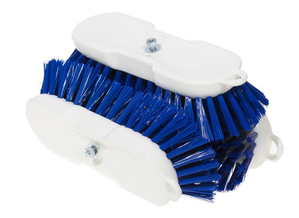 Ersatz-Bürsten blau