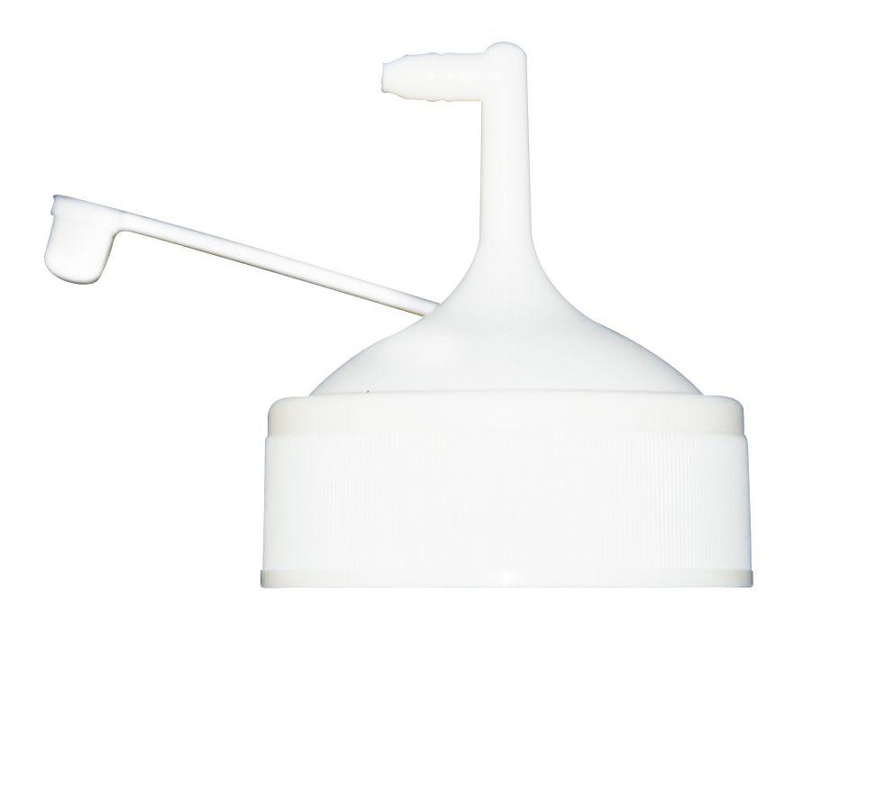 Deckel schräg weiss zu Spritzflaschen