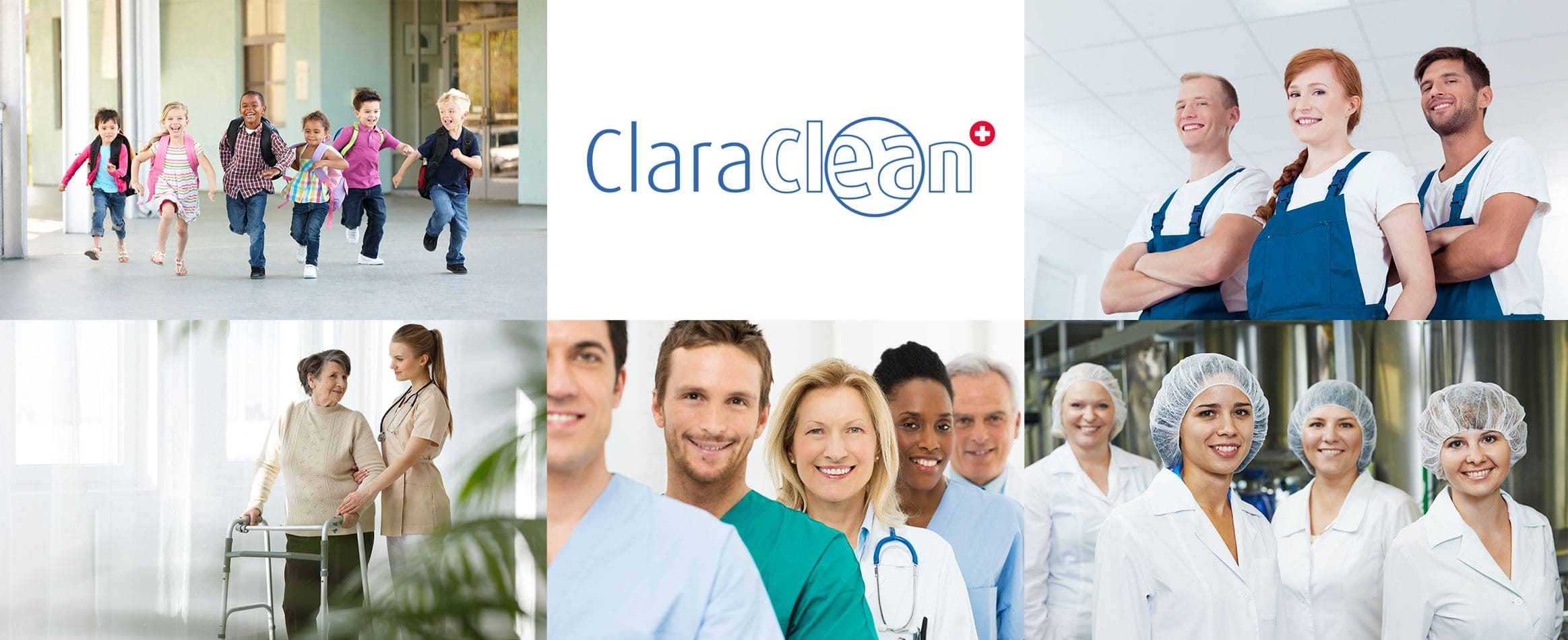 ClaraClean - Die neue Generation der Unterhaltsreinigung